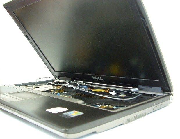 Dell Latitude D430 Laptop lap lab top notebook BIOS DU076 #11 Cracked