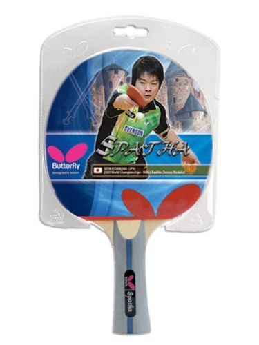 Butterfly Spatha Table Tennis Racket Ping Pong Bat New 043907088047