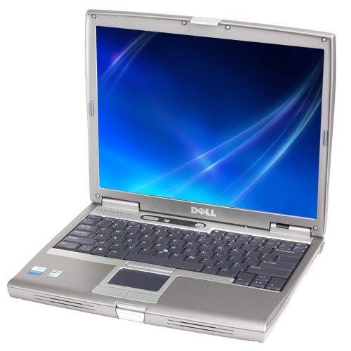 DELL LATiTUDE LAPTOP NOTEBOOK WINDOWS XP CD ROM COMPUTER WiFi FAST